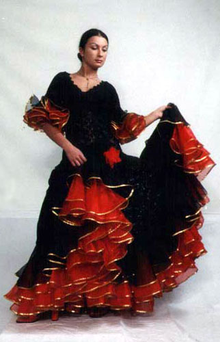 Pictures Spanish For Cute Girl: Spanish Dancer